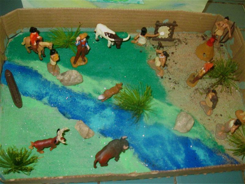 Dioramas Maddies Magic Markers Curriculum
